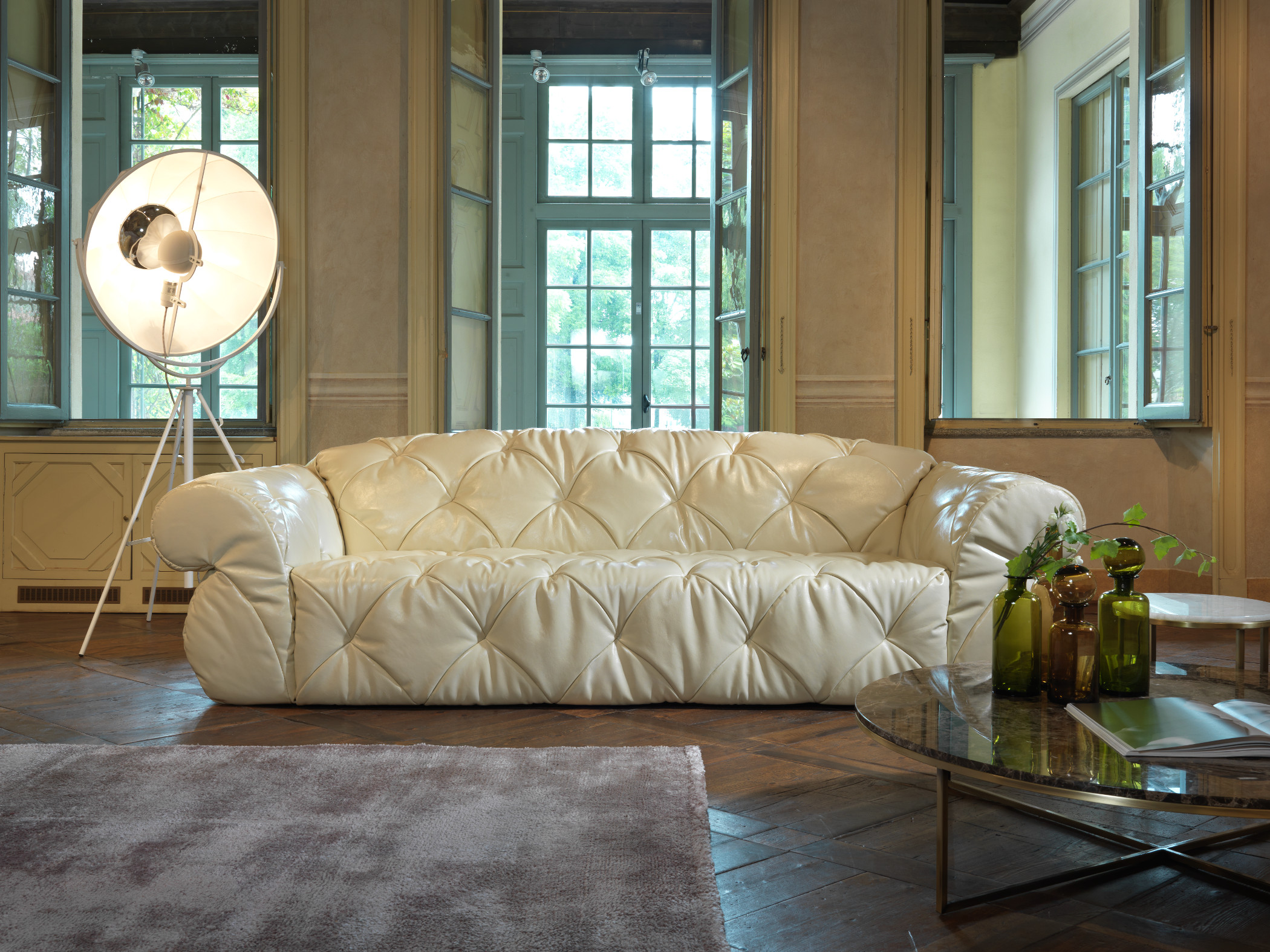 Linear sofa Luxury, Marelli Outlet