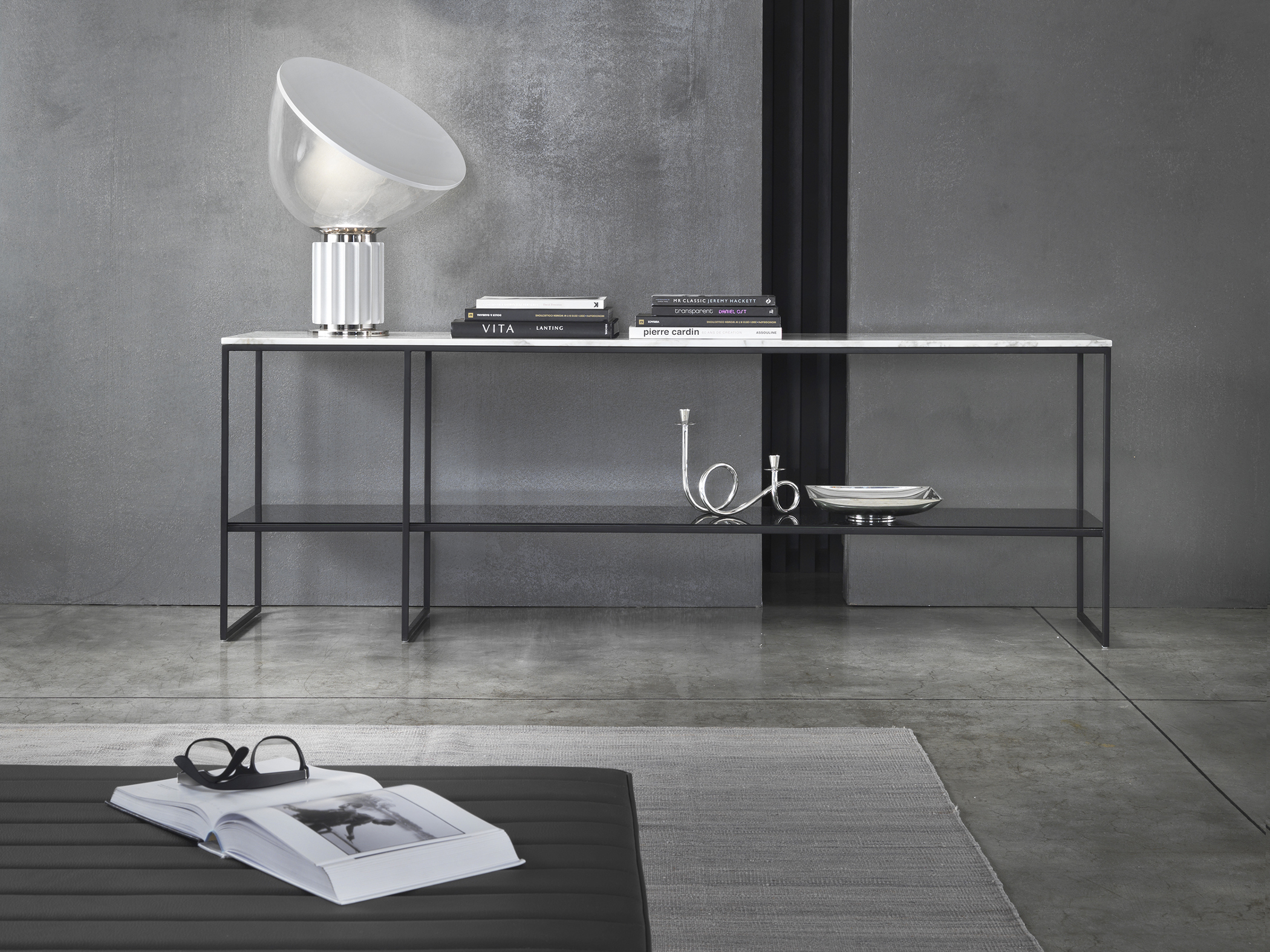 Librerie consolle marelli outlet for Consolle design outlet