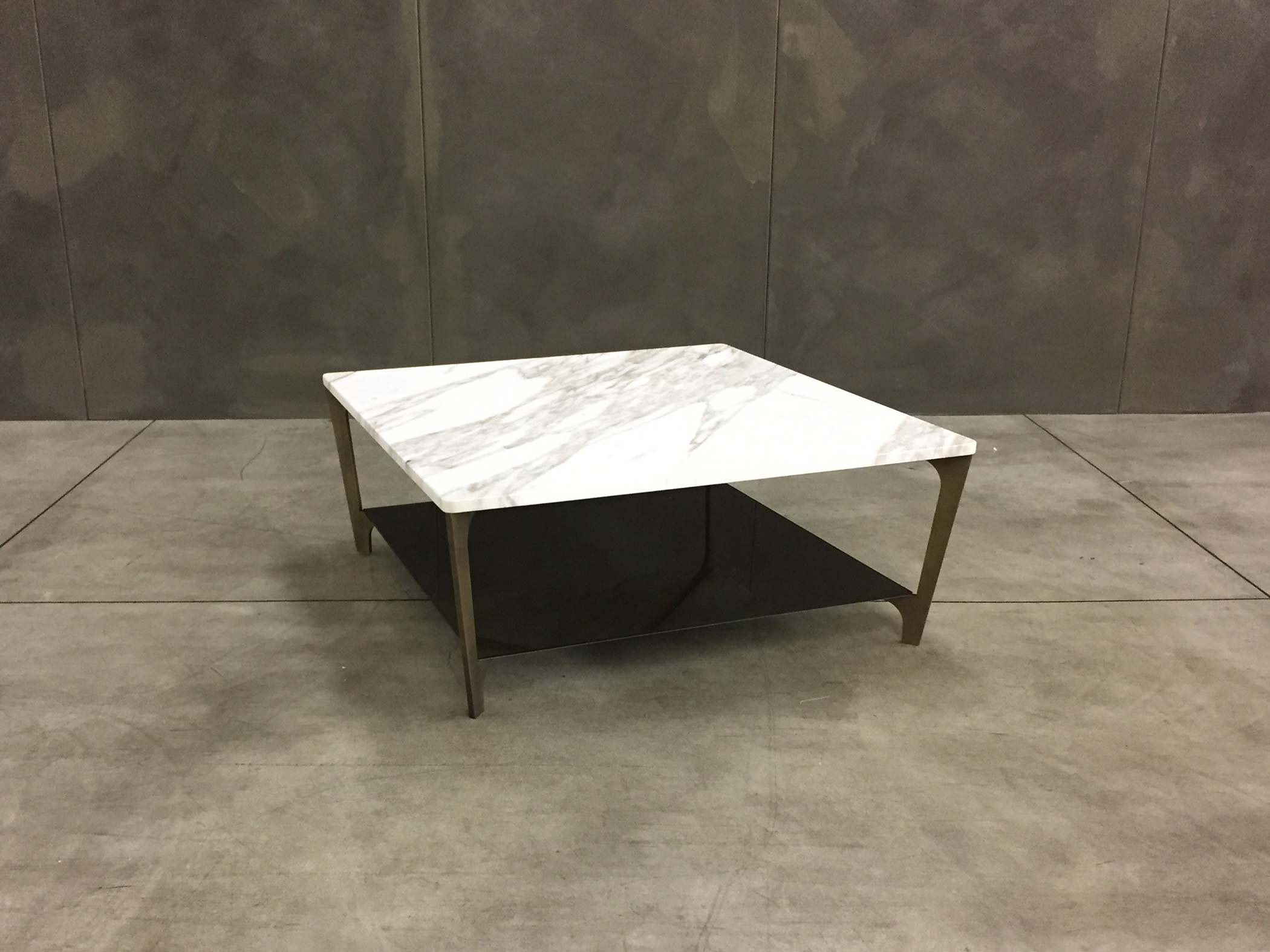 Square Coffee Table With Double Tops Tab Tab