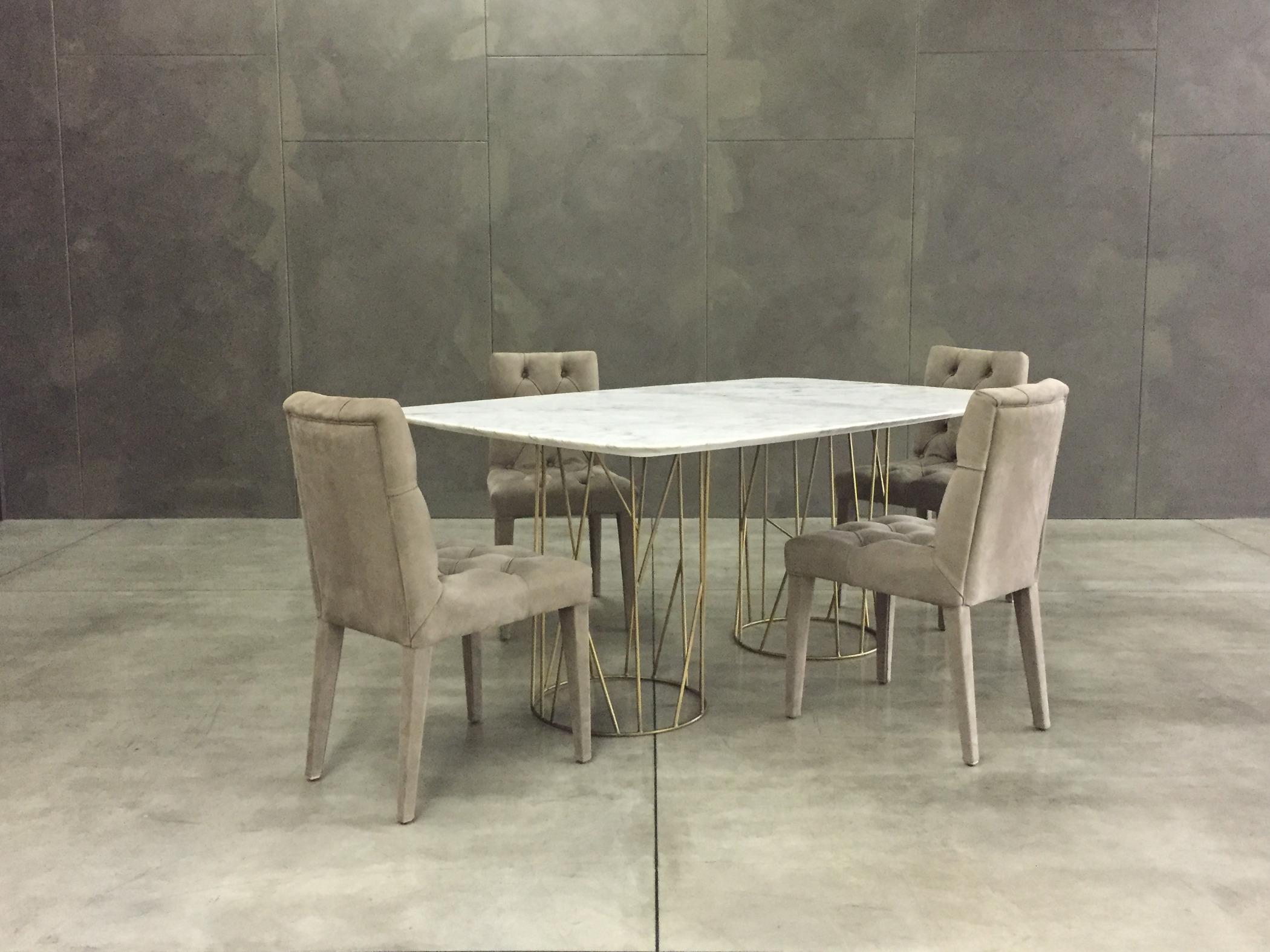 Tavoli con top in marmo marelli outlet